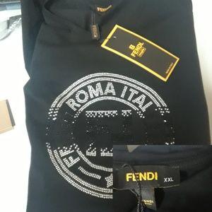 Fendi Roma Men's Casual shirt